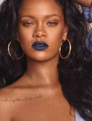 make up rihanna