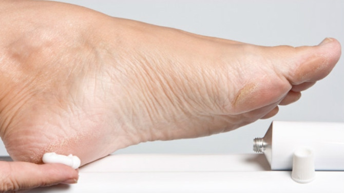 soins des pieds