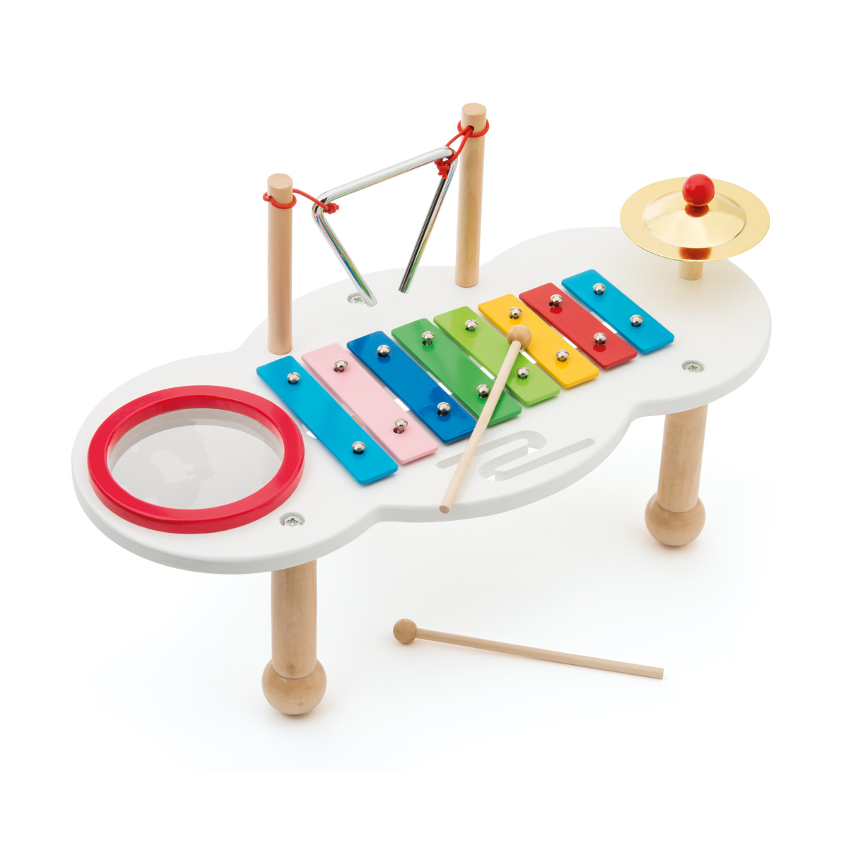 table musicale