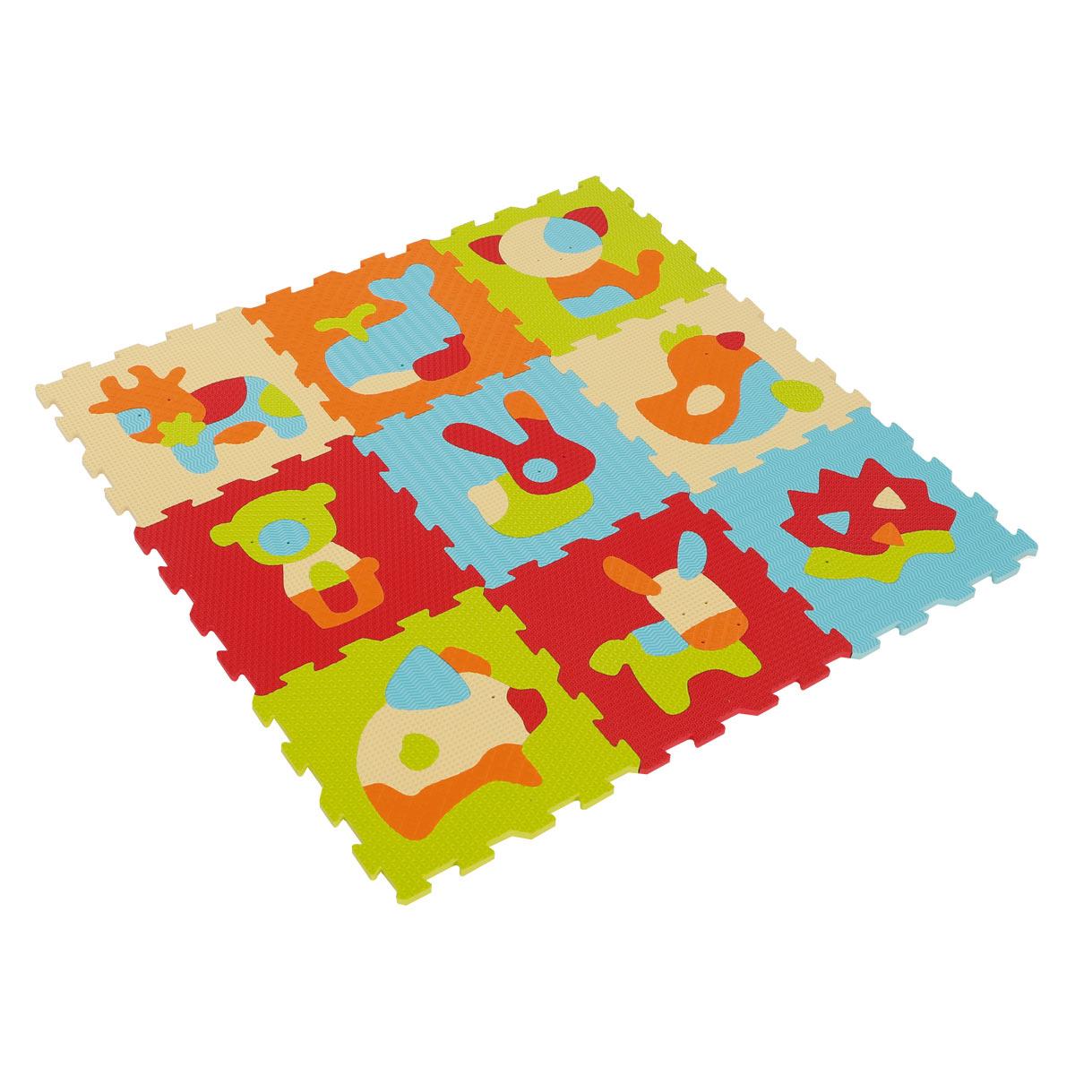 tapis dalle bébé