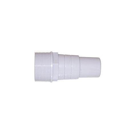 adaptateur pour tuyau annelé 32 38 pour piscine hors sol