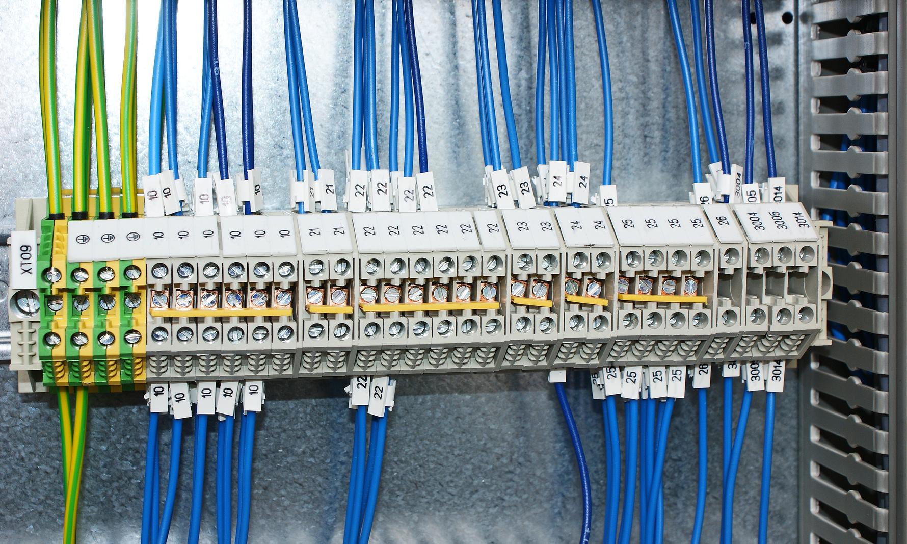 bornier electrique