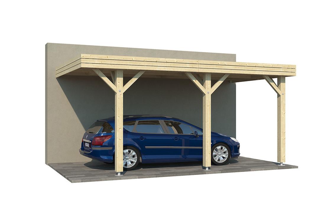 carport adossable