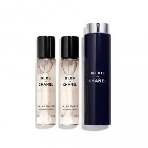 coffret parfum homme bleu de chanel