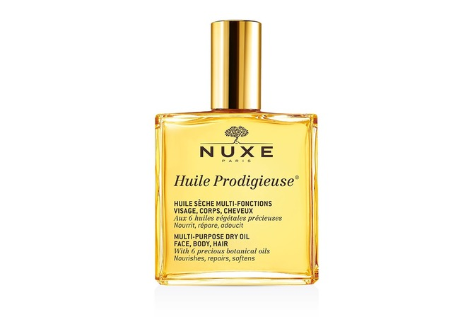 huile prodigieuse nuxe cheveux