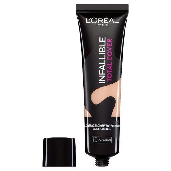 infaillible total cover l oreal