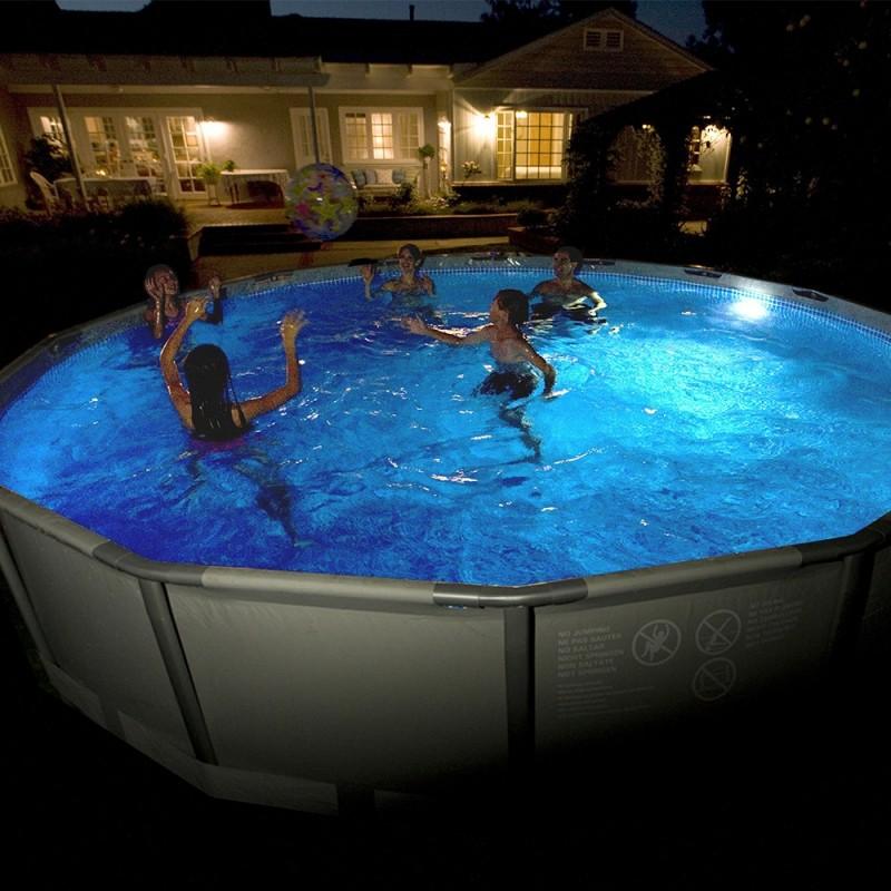 lumiere piscine