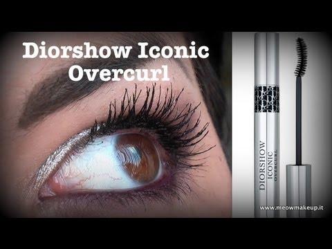 mascara diorshow iconic overcurl