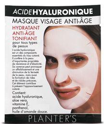 masque à l acide hyaluronique