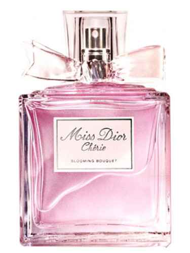 miss dior cherie blooming