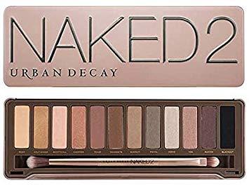 naked 2 palette price