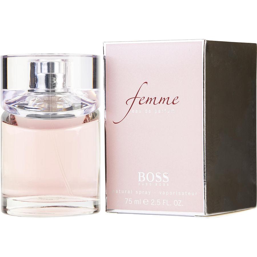 parfum femme boss