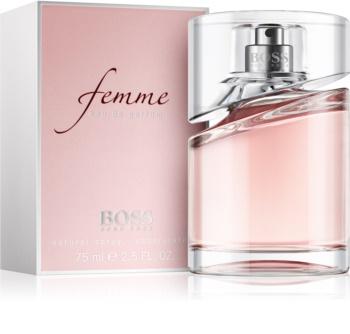 perfume femme hugo boss