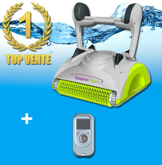 promo robot piscine