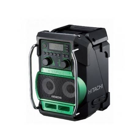 radio de chantier hitachi