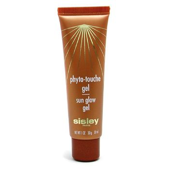 sisley phyto touche sun glow gel mat