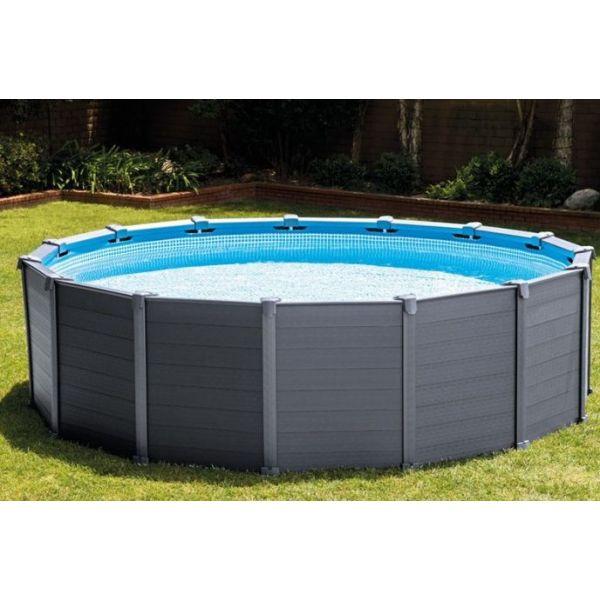 sur quoi poser une piscine tubulaire