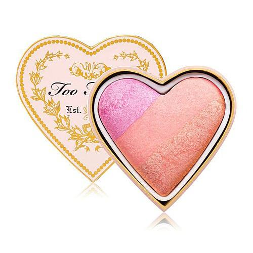 too faced candy glow blush